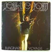"""12"""" LP - Jean-Luc Ponty - Imaginary Voyage - D1459 - cleaned"""