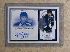 10-11 Panini Zenith #216 RC National Treasures Auto Rookie KEVIN SHATTENKIRK /99