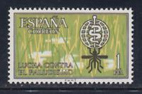 EDIFIL 1479 ANTIMALARIA AÑO 1962 NUEVO