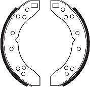 FERODO fsb346 FRENO Accessori asse posteriore. GANASCE RICAMBIO shu250 325494b