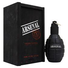 Gilles Cantuel Arsenal Black for Men - 3.4 oz EDP Spray
