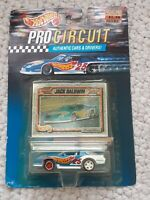 Mattel Hot Wheels 1992 Pro Circuit Series Jack Baldwin #25 SCCA 1st Version NIP