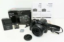 Lumix DMC-FZ300 Digital Camera 4K Leica Lens 130Clicks Excellent Pre-owned