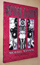 SPIDER GARDEN GN -- Michael Manning -- Amerotica / NBM -- OOP