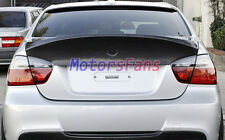 CSL Style UNPAINTED Rear Spoiler For BMW 3-Series E90 4Door 2005-2009 B057F