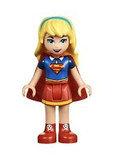 LEGO DC Super Hero Girls 41232 SuperGirl Figure Minifigure NEW