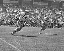 1967 San Francisco 49ers DAVE WILCOX with Interception Glossy 8x10 Photo Poster