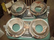 1964 Oldsmobile Starfire Headlight assemblies