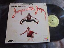 Sammy Davis JR. & Joya Sherrill, Sammy Jumps For Joys