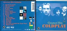 Coldplay cd album  - Greatest Hits (obscure import)