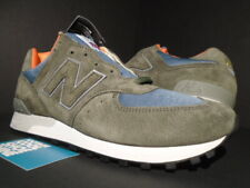 2009 NEW BALANCE M576VMA 576 JACKET PACK OLIVE GREY NIGHTSHADE BLUE ORANGE 9.5