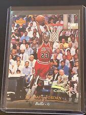 Michael Jordan 1995-96 Upper Deck Electric Court GOLD #23 *Ultra Rare SSP*