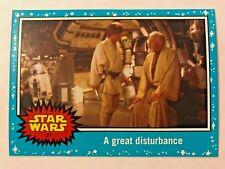 2015 Star Wars: Journey to The Force Awakens #31 A great disturbance NrMint-Mint