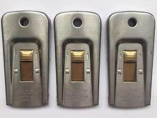 3  X USA scraper/window scraper GENUINE USA takes single edge razor blades USA