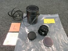 Vivitar Wide Angle Camera Lens Vintage Minolta Mount 35mm f3.5