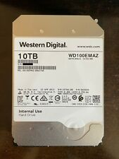 Western Digital 10TB Red (White Label) Hard Drive 5400 RPM WD100EMAZ