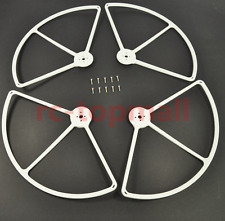 Protection Cover For F550 550 F450 450 MultiCopter Quadcopter Kit White w/ Screw