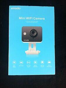 Zmodo Mini Wifi 720p Hd Wireless Indoor Home Video Camera Two Way Audio