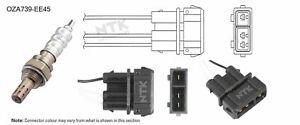 NGK NTK Oxygen Lambda Sensor OZA739-EE45 fits Volkswagen Vento 2.0 (1H)