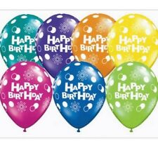 happy birthday balloons (50 Pcs)