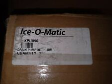New listing Ice O Matic Kpu090 Pump Kit for the Gemu090 Ice Maker