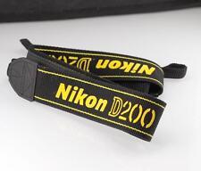 175986 NIKON CAMERA STRAP FOR D200 USED