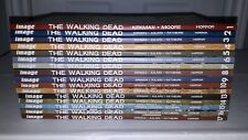 The Walking Dead TPB Trade Paperback Graphic Novel Lot 1-17 Image Comics ⭐🔥