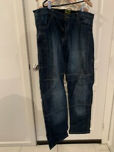 motorcycle Denim jeans With kevlar Draggin Jeans