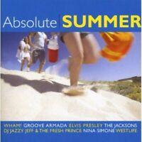 Various - Absolute Summer (CD) (2007)