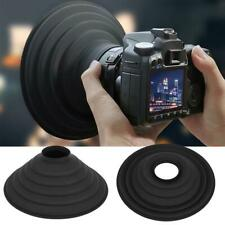 Silicone Folding Lens Hood Camera Photography Lens Cover Reducing Glare for SLR