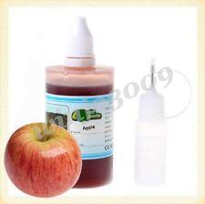 "liquid e oil juice 100ml, flavor ""Apple"", Health, UltraHigh / 24mg"
