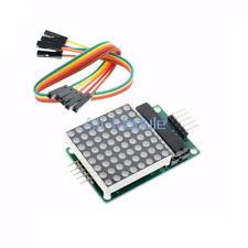 MAX7219 Dot Led Matrix Module MCU Control LED Display Module Board For Arduino S