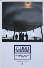 PHISH POSTER, UNDERMIND (Z12)