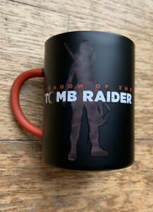 Shadow Of The Tombraider Steel Mug
