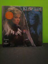 Kim Wilde: TEASES & DARES 1984 vinyl LP MCA SEALED new w/hype sticker
