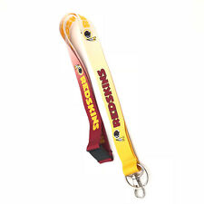 Washington Redskins Lanyard, Maroon, White & Yellow Fusion