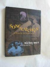 Signed! Mickey Hart Song Catchers Hcdj + Cd! Grateful Dead Drummer Rare! Great