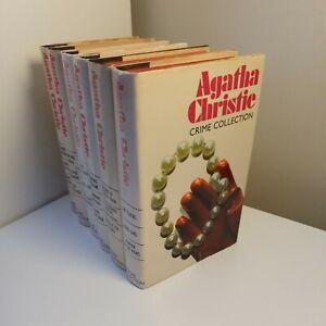 VINTAGE Agatha Christie crime collection (6 books)