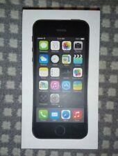 Genuine originale iPhone 5 S SPAZIO SCATOLA VUOTA CON MANUALE, auricolari Caso