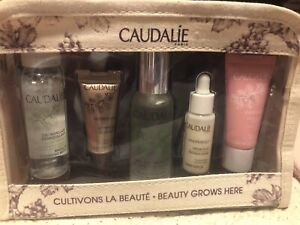 CAUDALIE - Beauty Grows Here, My Skincare Favorites 5 Piece Set kit - New in Bag