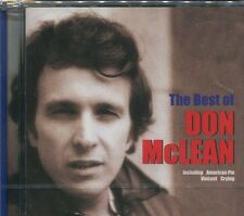 THE BEST OF DON MCLEAN - CD - NEW -