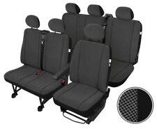 Ford Transit 6 Sitzer Sitzbezüge Sitzschoner Set robuste Stoff
