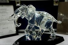 SWAROVSKI SCS LIMITED EDITION 2006 THE ELEPHANT 10000 PIECES WORLWIDE