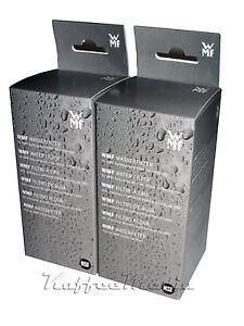 2 x WMF ORIGINAL Wasserfilter 14 0701 9990 *** 1407019990 *** / WMF 1000