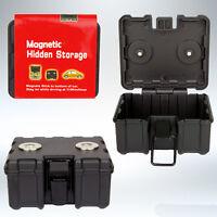 MAGNETIC SECRET STASH BOX CONTAINER for UNDER CAR VEHICLE HIDE KEY GPS TRACKER