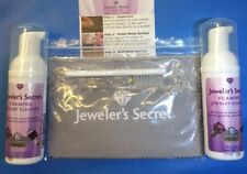 Jeweler's Secret Foaming Jewelry Cleaner Complete Jewelry Cleaning kit
