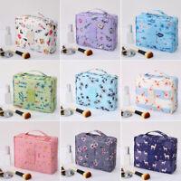 Makeup Bag Cute Waterproof Cosmetic Bags Travel Toiletry Wash Case Handbag
