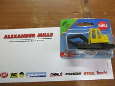 Siku 0801 Model Toy Excavator Digger Replica Toy Diecast Construction Model Toy