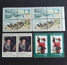 US Errors, Freaks & Oddities  EFO Collection of 4 doubled misregistration color