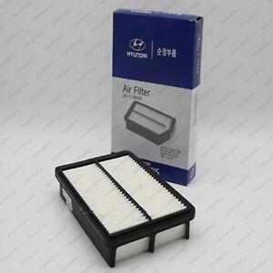 28113 08000 Genuine OEM Air Filter For Hyundai 2004 2009 Tucson, KIA 2004 2009 S